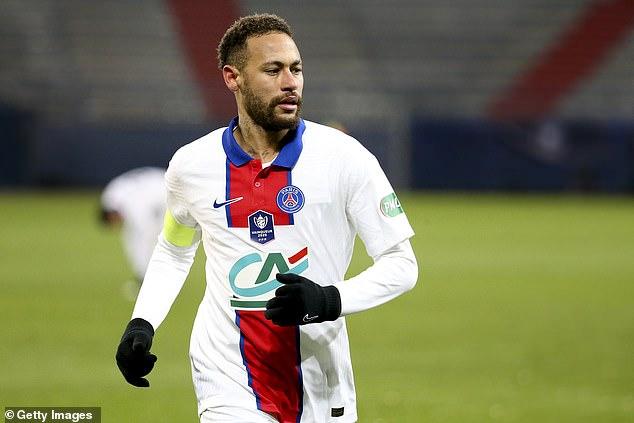 Neymar está cerca de llegar a un acuerdo por cuatro años tras conversaciones  'alentadoras ' con el Paris Saint Germain