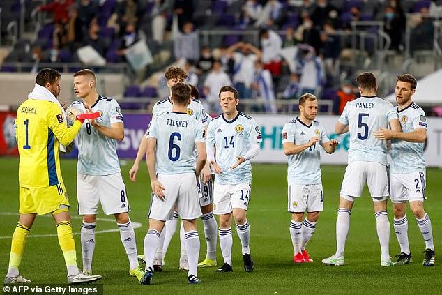 Escocia está en conversaciones sobre un glamuroso amistoso previo a la Eurocopa 2020 con Holanda en Portugal