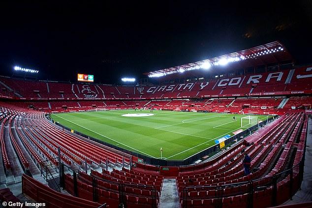 El estadio Ramón Sánchez Pizjuán del Sevilla acogerá los dos partidos entre Chelsea y Oporto
