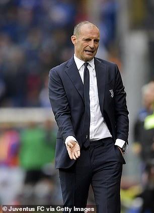 Allegri no ha manejado desde que dejó la Juventus en 2019