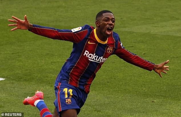 Según los informes, el Barcelona se reunirá con el agente de Ousmane Dembele para determinar su futuro
