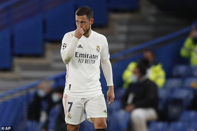 Chelsea está considerando si traer de vuelta a Eden Hazard al club, según informes
