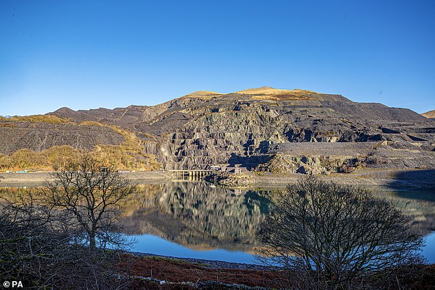 Pintorescas canteras en Snowdonia, Gales, que podrían convertirse en un sitio del Patrimonio Mundial de la Unesco