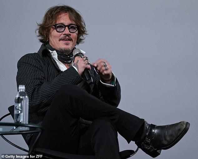 En disputa: Johnny Depp, de 58 años, recibirá el más alto honor en el Festival de Cine de San Sebastián en España en septiembre a pesar de sus batallas legales contra su ex esposa Amber Heard.
