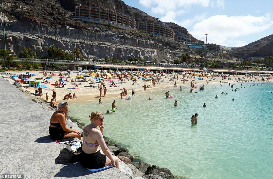 Holidays to Spain are back on for thousands of British sunseekers, with ministers set to axe the controversial 'amber-plus' list, which forced even double-jabbed travellers to quarantine on return