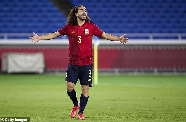 El Brighton está listo para fichar al lateral español Marc Cucurella tras pagar su cláusula de rescisión del Getafe