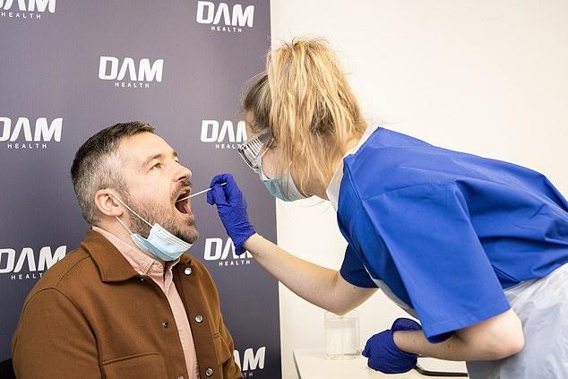 DAM Health ha abierto 12 nuevas clínicas de prueba de Covid-19 en México, que se suman a sus 35 clínicas en el Reino Unido con otras 13 que ya operan en España.