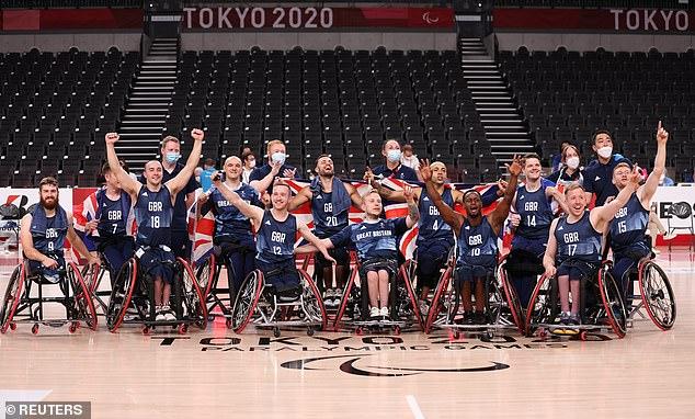 La selección masculina de baloncesto en silla de ruedas se hizo con el bronce al derrotar a España en su partido de repesca