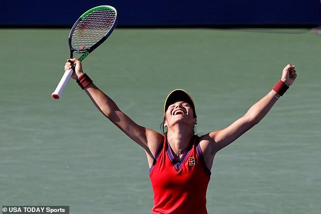 La estrella británica en ascenso Emma Raducanu ha disfrutado de una carrera impresionante en su primer US Open