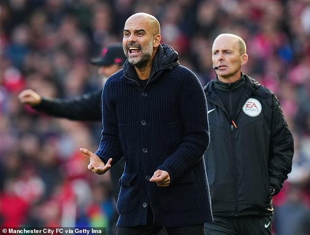 El técnico del Manchester City, Pep Guardiola, ha sido nombrado en la investigación de los 'Pandora Papers'