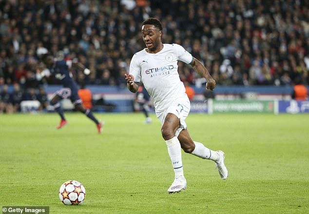 Según los informes, Raheem Sterling es un objetivo clave para el Barcelona en la ventana de transferencia de enero