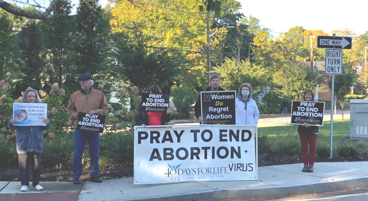 40 Days for Life Pro-Life Prayer Campaign Has Saved 388 Babies From Abortions So Far