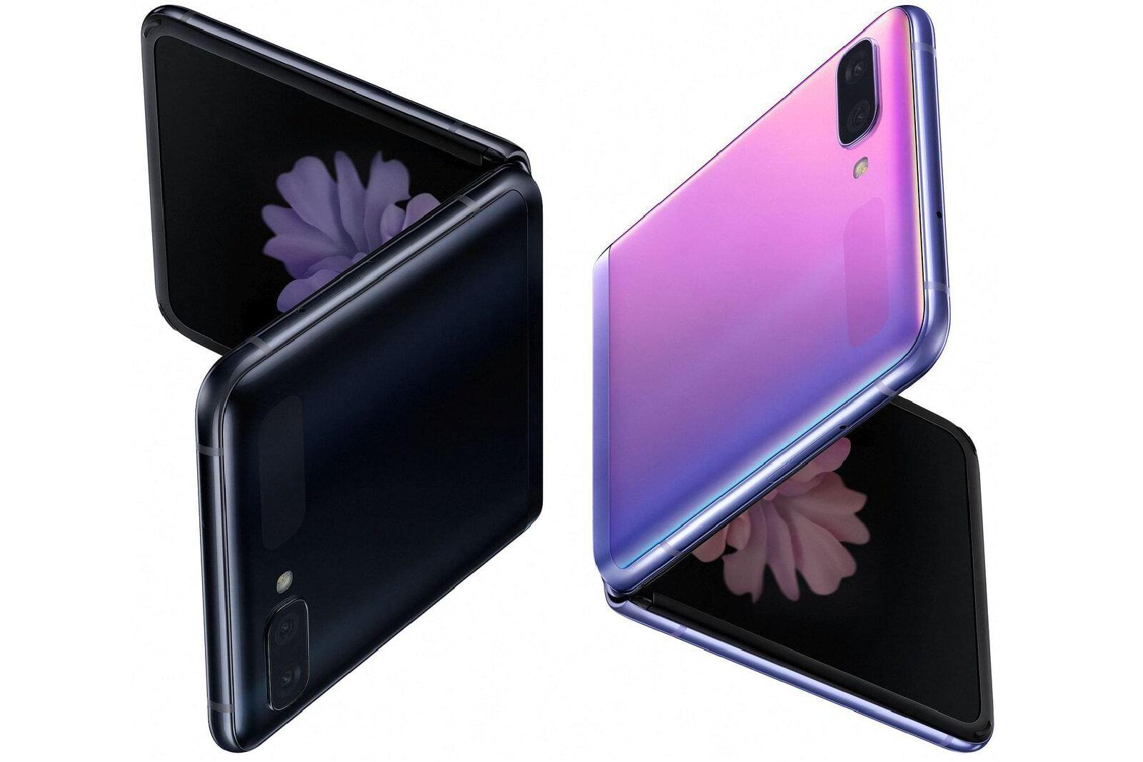 Conoce el Galaxy Z Flip, el próximo smartphone plegable de Samsung