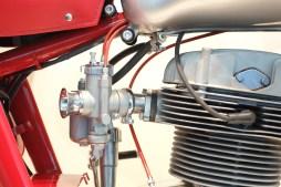 175cc Tresette Sprint 1963 by Moto Morini, Bologna, Italy