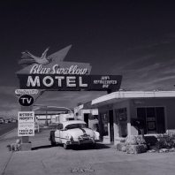 Blue Swallow Motel. Route66, NM
