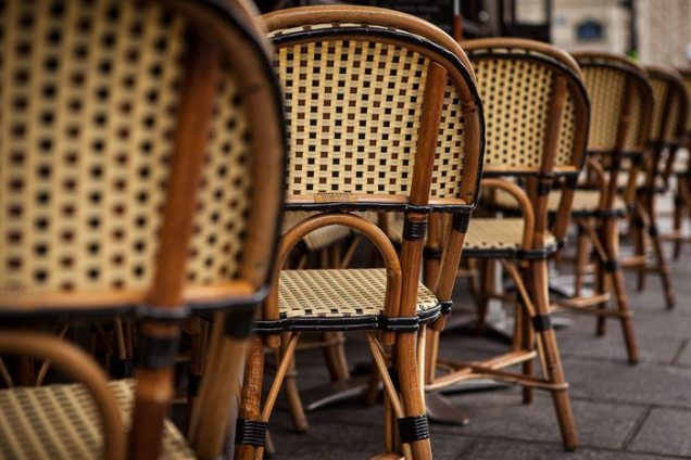 Valerie Jardin- Cafe chairs