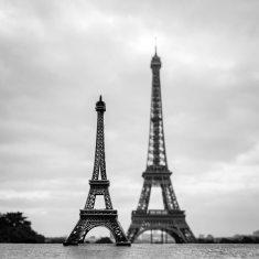 Valerie Jardin - Paris Eiffel Tower-1