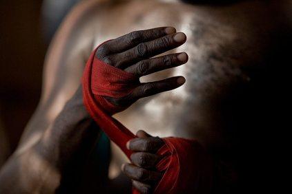 Kernan Kampala Boxing club 1