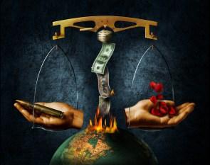 Balancing a Psychological Economy