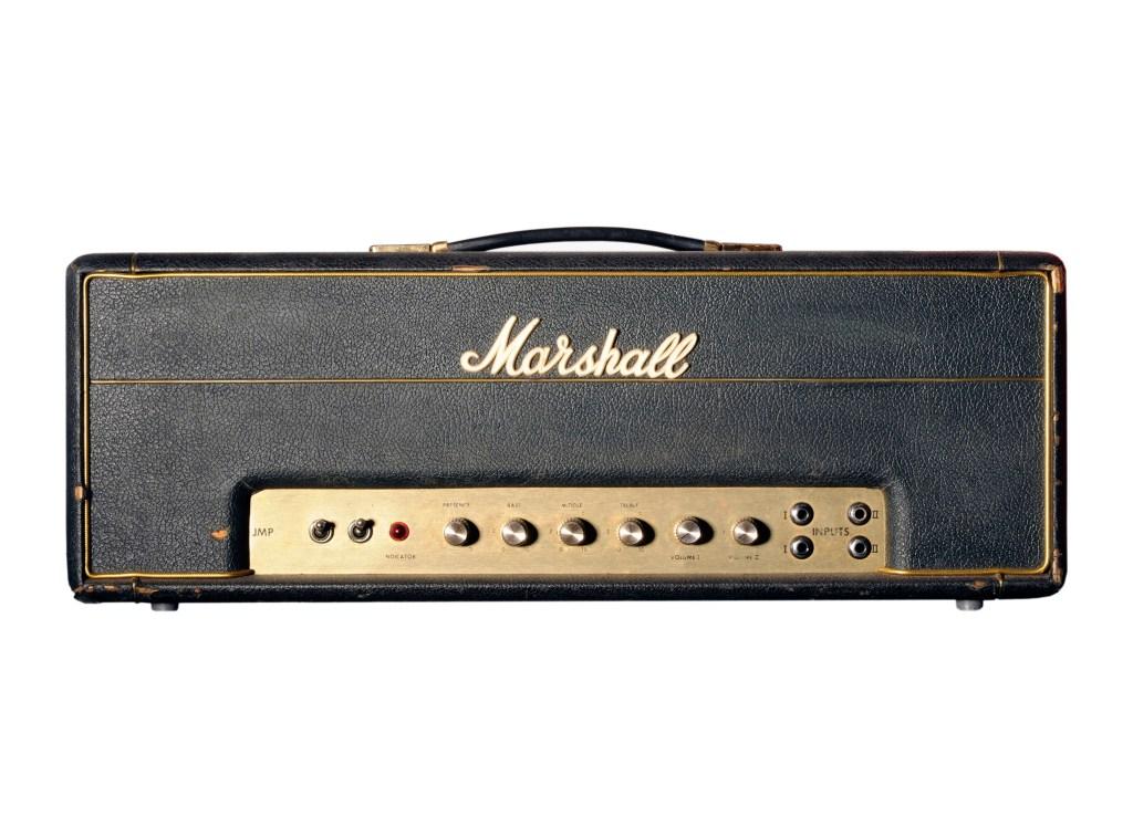 Marshall JT45 Valve Head