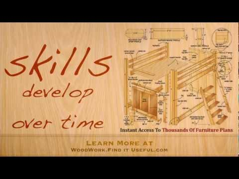 Woodworking Ideas For Profit - DIY Woodworking Projects