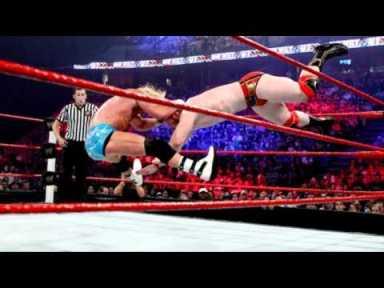 Sheamus vs Dolph Ziggler