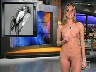 rachel adams naked news