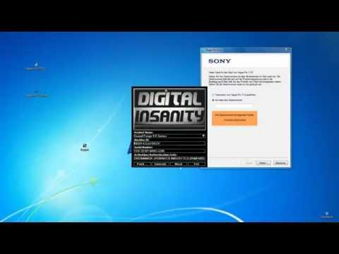 digital insanity keygen vegas pro 11 download