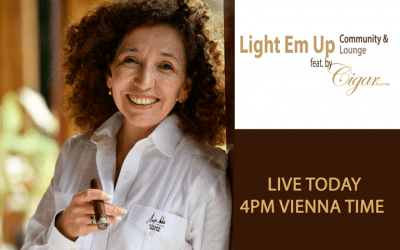 LIGHT EM UP LOUNGE WELCOMES MAJA SELVA TODAY LIVE