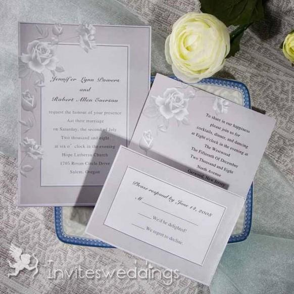 Affordable Wedding Announcements