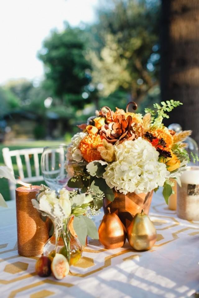 Rustic Wedding Ideas Fall