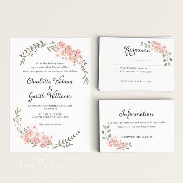 Size Of Invitation Card Wedding – Size of Invitation Card
