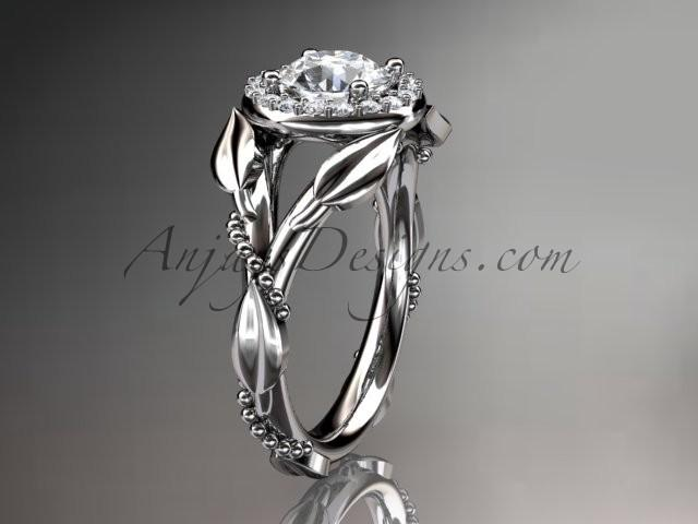 Spring Collection Unique Diamond Engagement Rings