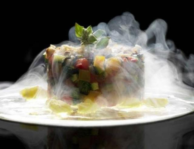 Molecular Gastronomy At Weddings A New Trend Catching Up