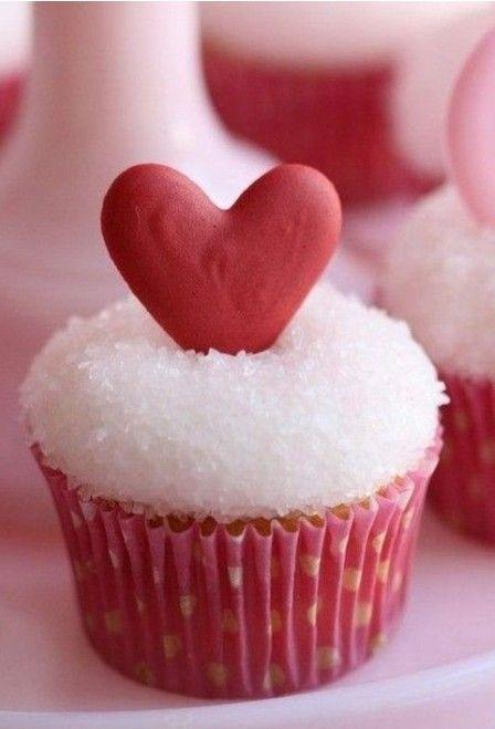 Mariage Rouge Coeur Rouge De Mariage Cupcakes 2056744
