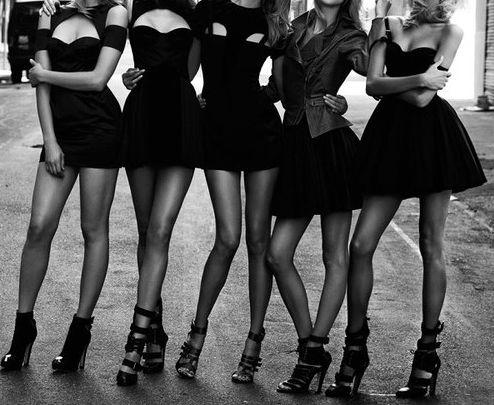 bachelorette party ideas little black dress bachelorette party weddbook