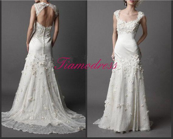 Hochzeitskleid Reine Handgemachte Hochzeitsballkleid