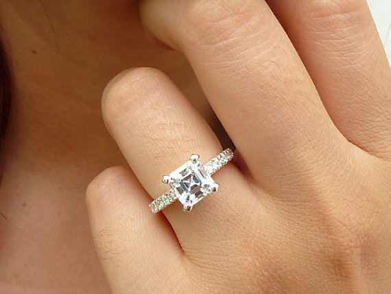 62 diamond engagement rings under 5000 glamour 1000 images about