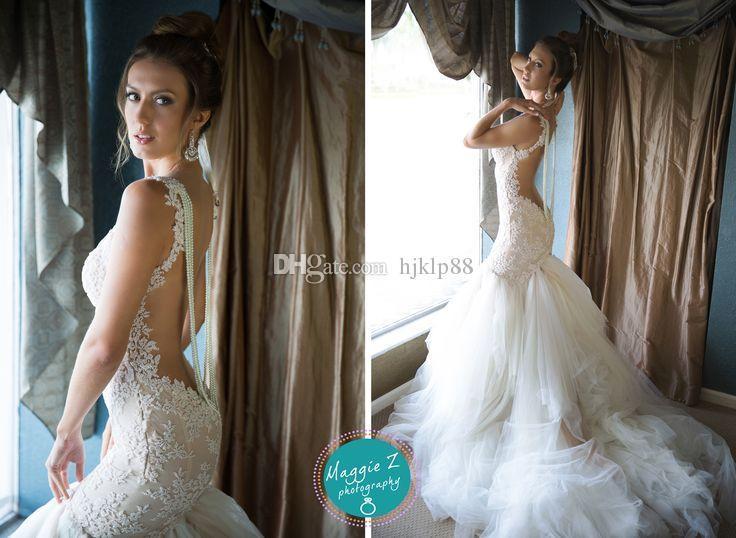 Latest Galia Lahav 2014 Lace Wedding Dresses With