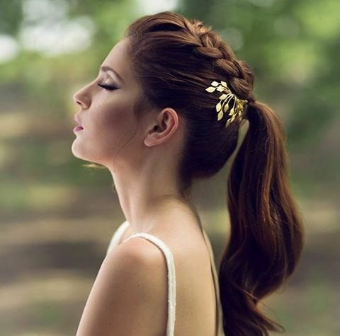 Ivy Comb Bridal Hair Accessories Wedding Hair Piece