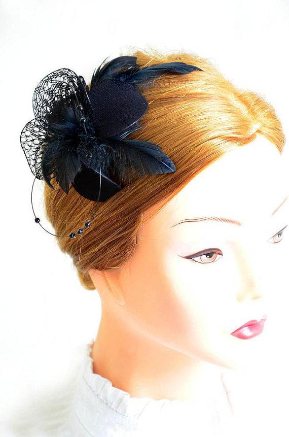 Orange Wedding Hair Accessories Image Gallery Orange Black