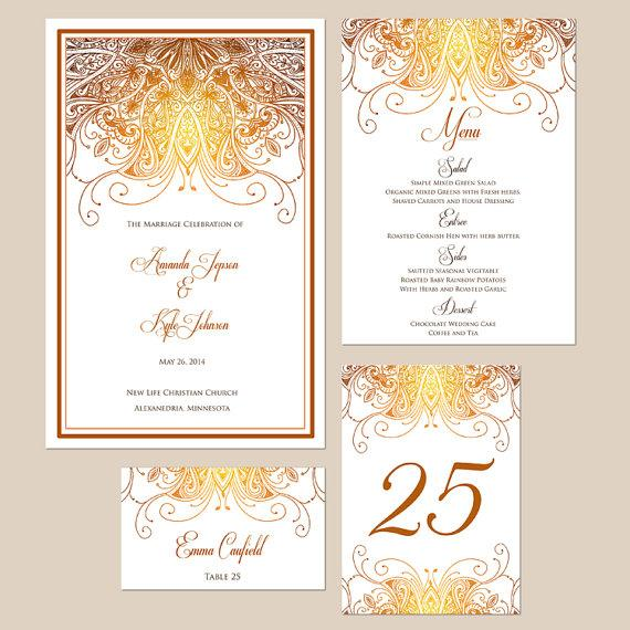 Reserved For Nishi Ornate Ethnic Wedding Invitations