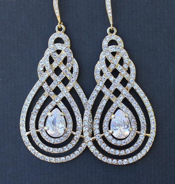 Vintage Bridal Chandelier Earrings Chandeliers Design – Vintage Chandelier Earrings