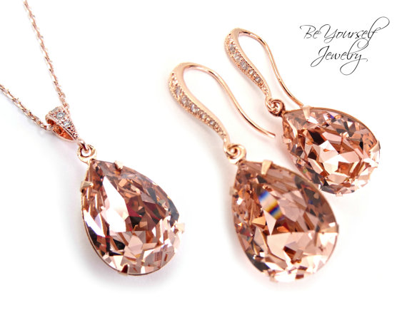 Image Result For Bridesmaid Jewelry Set Of