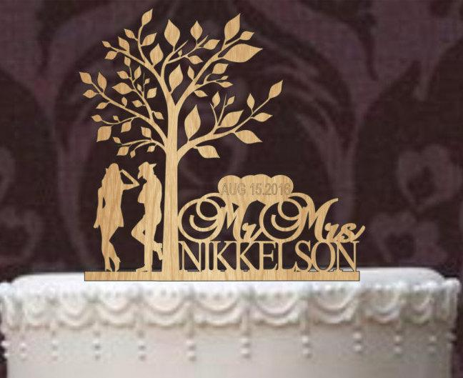 Deer Wedding Cake Topper   Country Wedding Cake Topper   Rustic Cake     Deer Wedding Cake Topper   Country Wedding Cake Topper   rustic cake topper    personalized   shabby chic   cowboy cake topper   western