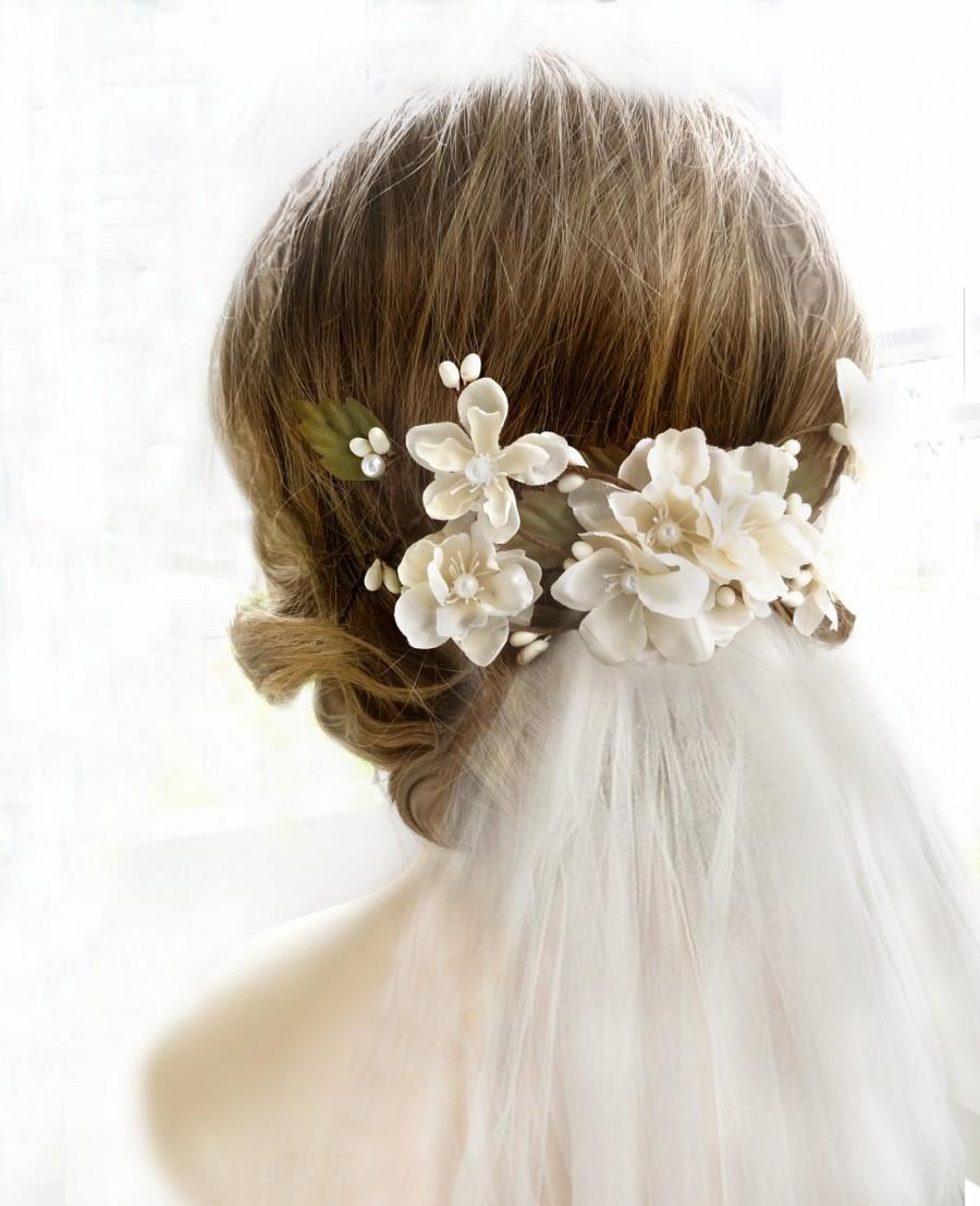 Bridal Hair Accessories And Veils Fade Haircut