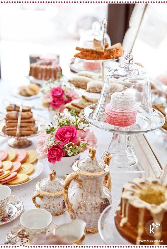 15 Tea Time Ideas That Will Make You Feel Classy 2509868 Weddbook