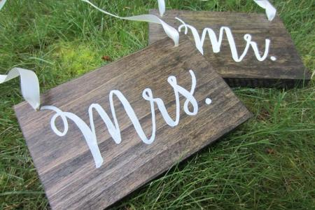 rustic wedding wooden signs » 4K Pictures   4K Pictures [Full HQ ...