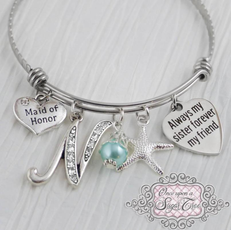 Maid Of Honor Gift Ideas For Sister Ziesite