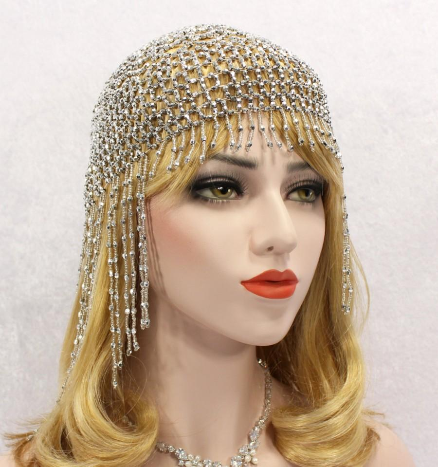 Great Gatsby Headpiece Roaring 20s Great Gatsby Headband